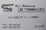 Restaurant O'Frenazo