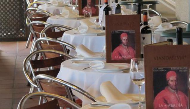 Restaurante Meson La Abadia