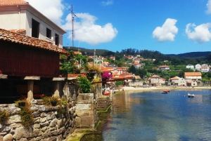 Rías Baixas: Guided Day Tour from Santiago with Boat Ride