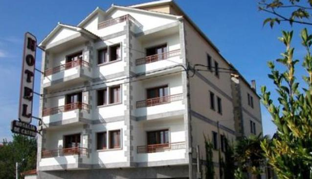 Rosalia de Castro Hotel