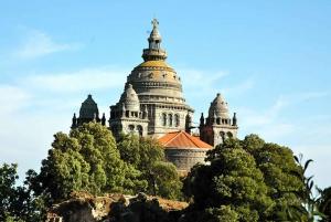 Santiago de Compostela and Viana do Castelo Tour