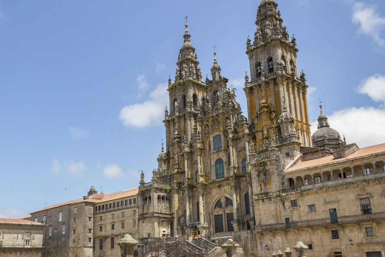 Santiago de Compostela: Full-Day Tour from Braga & Guimarães