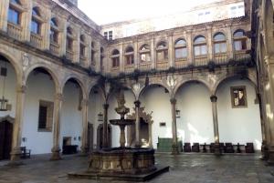 Santiago de Compostela: Hostal de los Reyes Católicos Tour