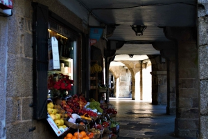 Santiago: Gastronomic Day Tour