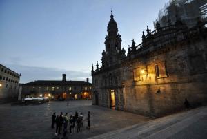 Santiago: Gastronomic Night Tour