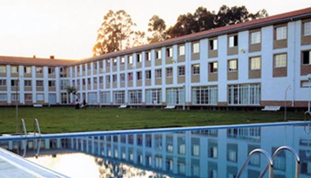 Siglo XXI University Residence A Coruna