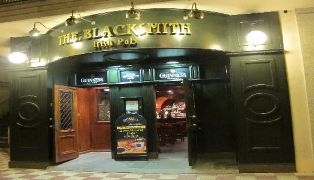 The Blacksmith Irish Pub