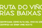 The Ruta do Viño Rias Baixas
