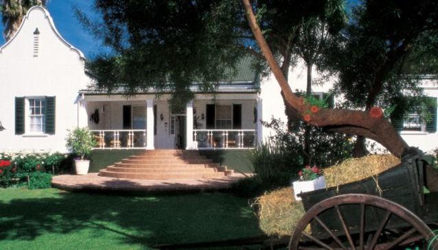 Altes Landhaus Lodge