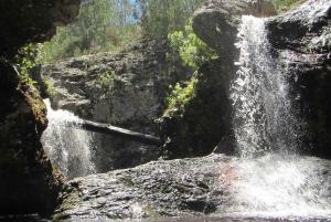 Plettenberg Bay: Canyoning Trip