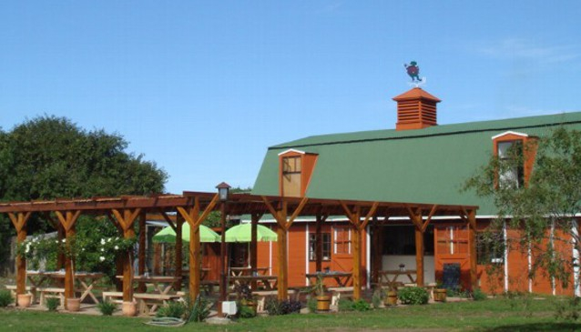 The Red Barn in Garden Route | My Guide Garden Route