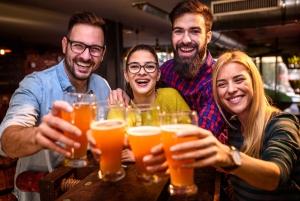 2.5-Hour Beer Tasting Tour