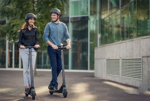 Electric Scooter Gdańsk: 90-Minute Guided Tour of Old Town