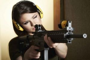 Extreme Gun Shooting Experience