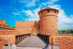From Gdansk: 5-Hour Malbork Castle Tour