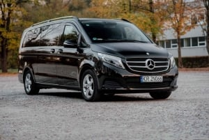 From Gdansk or Krakow: One-Way Private Transfer