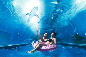From Gdansk, Sopot, Gdynia: Private Aquapark Reda Transfers