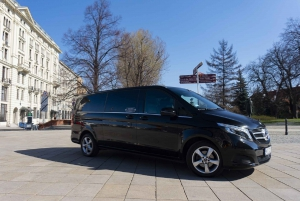 From Warsaw: Full-Day Malbork Castle Tour by Private Car