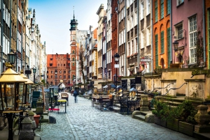 From Warsaw: One Day Private Tour to Gdansk and Sopot
