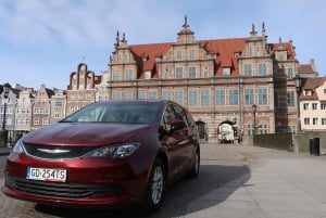 Gdansk: Airport Private Transfer