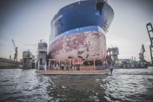 Gdansk: Cruise on Historical Polish Boat through Shipyard