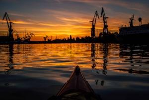 Gdansk: Evening Kayak Tour