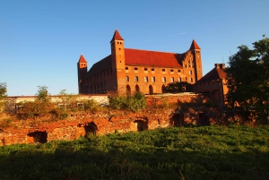 Gdansk: Gniew Castle Private Guided Tour