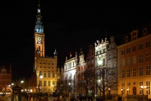 Gdansk: Luxury Old Town Walking Tour For Scandinavians