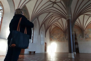 Gdansk: Malbork Castle & Westerplatte Tour with Local Lunch
