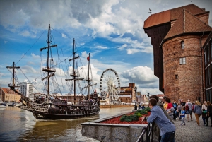 Gdansk Old Town Half-Day Private Walking Tour