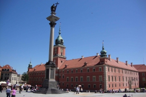 Gdansk: Private Guided Tour to Warsaw with Transportation