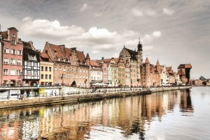Gdansk: Private Old Town Tour