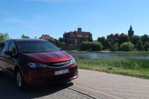 Gdansk: Private Transfer to/from Poznan