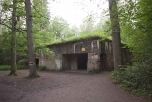 Gdansk: Private Wolf's Lair with St. Lipka and Mamerki