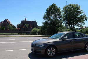 Gdansk: Private Wolf's Lair Tour