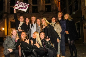 Gdansk: Pub Crawl with Complimentary Drinks