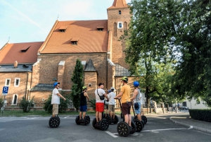 Gdansk: Segway Shipyard Tour 1-Hour