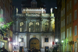 Gdansk: Small Group Evening Walking Tour