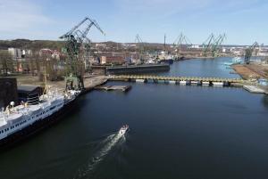 Gdansk: Westerplatte Private Boat Tour