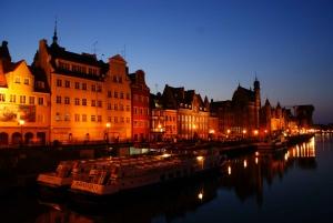 History of Gdansk Tour by Kayak on the Motława River
