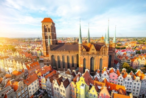 Luxury Old Town Walking Tour For Scandinavians