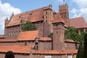 Malbork Castle Half Day Private Tour
