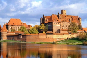 Malbork Castle & Westerplatte Tour with Local Lunch