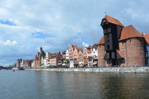 Private 3 City Tour - Gdansk, Sopot & Gdynia