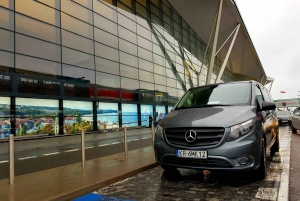 Private Transfer from Airport (GDN) to City Center