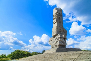 Private Westerplatte Tour by Car or Cruise Transport
