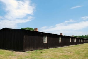 Stutthof Concentration Camp and Gdansk Old Town Private Tour