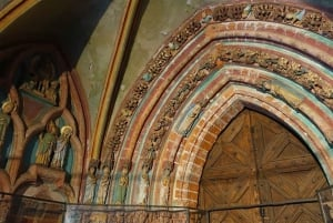 Warsaw: Castle of the Teutonic Oder in Malbork Full Day Tour