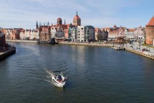 Westerplatte Private Boat Tour