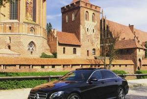 Wolfschanze: Private Transport to Wolf's Lair